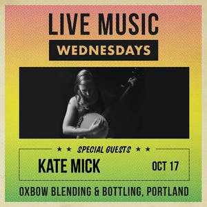 live_music_wednesdays_flier_kate_mick_oct7