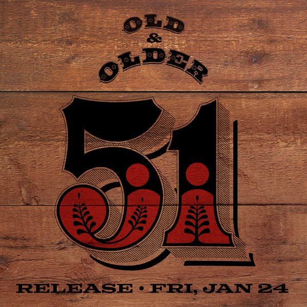 Old & Older 51 Beer Release