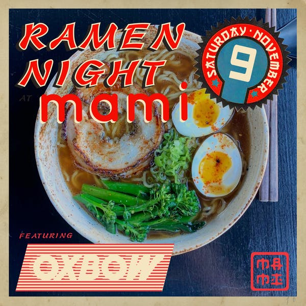 Ramen Night at Mami Portland
