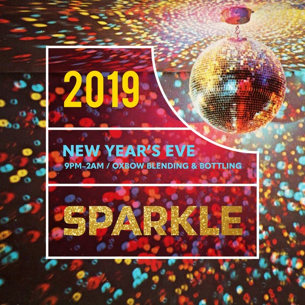 New Year's Eve Sparkle Party