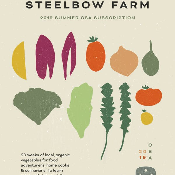 Steelbow Farm CSA Pick-Up