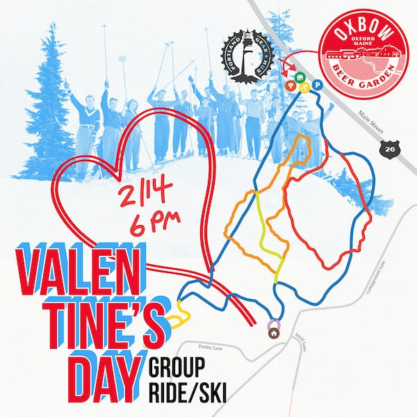 Valentine's Day Trail Ride & Ski