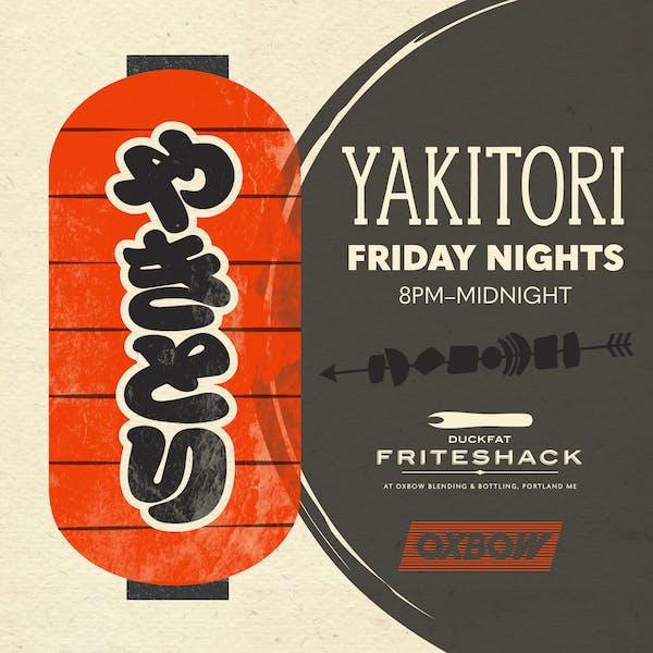 Yakitori Fridays