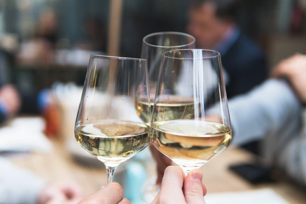 wine glassses