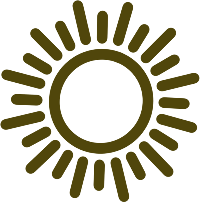 The Pangaea icon for sun