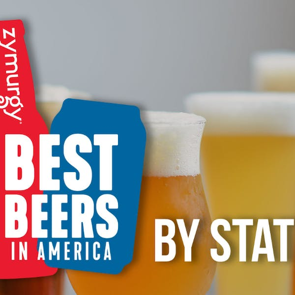 2020 Zymurgy's Best Beers in America By State