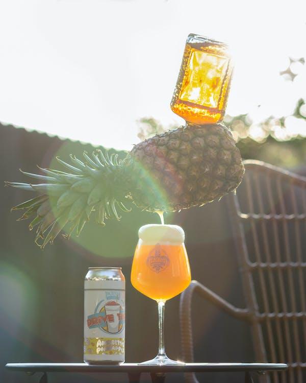 Amaretto Pineapple