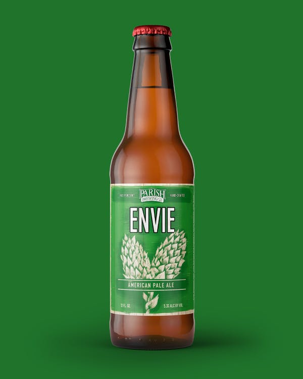 Image or graphic for Envie