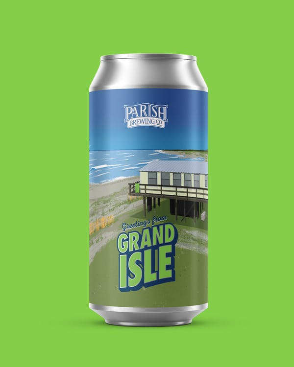 Image or graphic for Greetings from Grand Isle