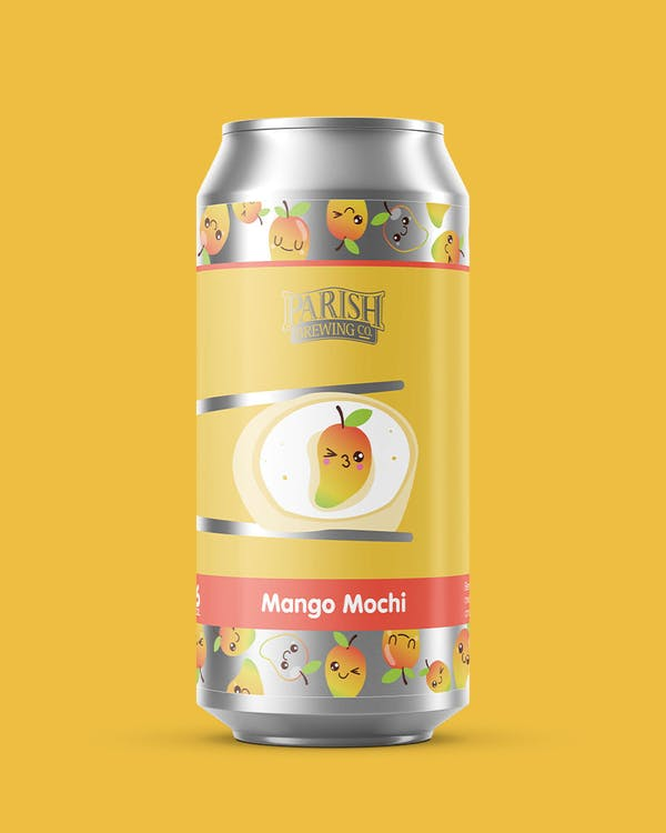 Image or graphic for Mango Mochi