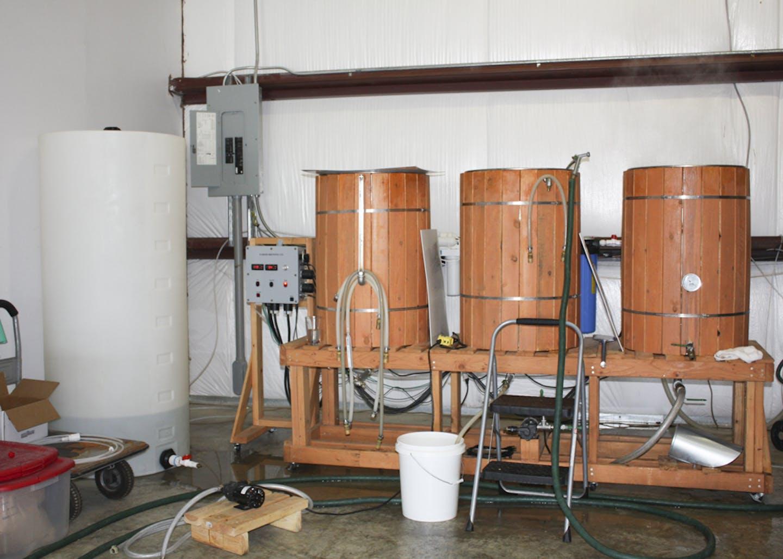 Parish Brewing the original brewery