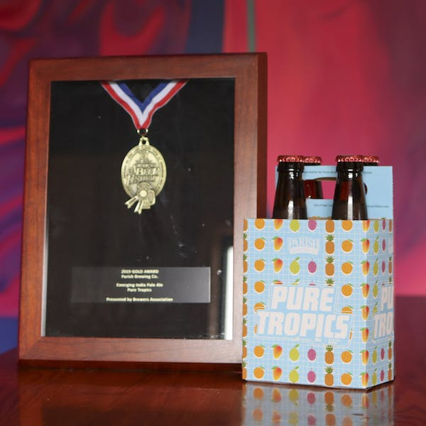 GABF: 2019 Gold Medal Winner in Emerging IPA