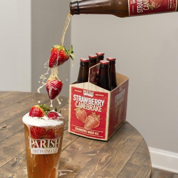 PARI-Strawberry Canebrake