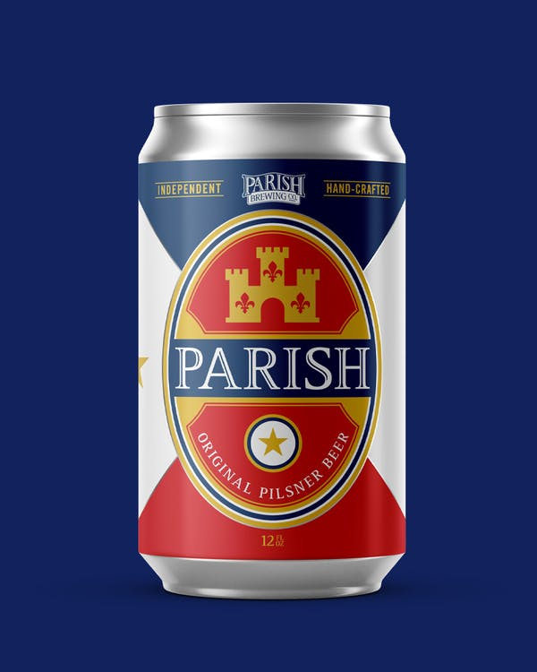 Image or graphic for Parish Pilsner