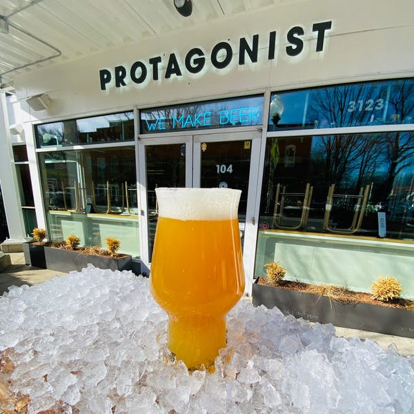 New Beer Release – Oh Look, Frost.