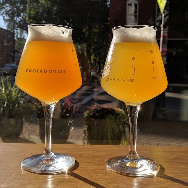 Double Beer Release – McRay and Smalls II