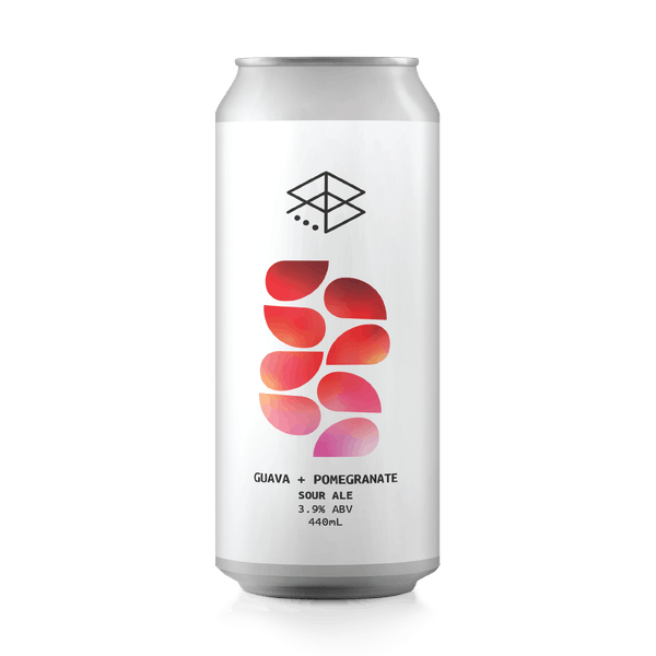 Image or graphic for Guava + Pomegranate Sour Ale