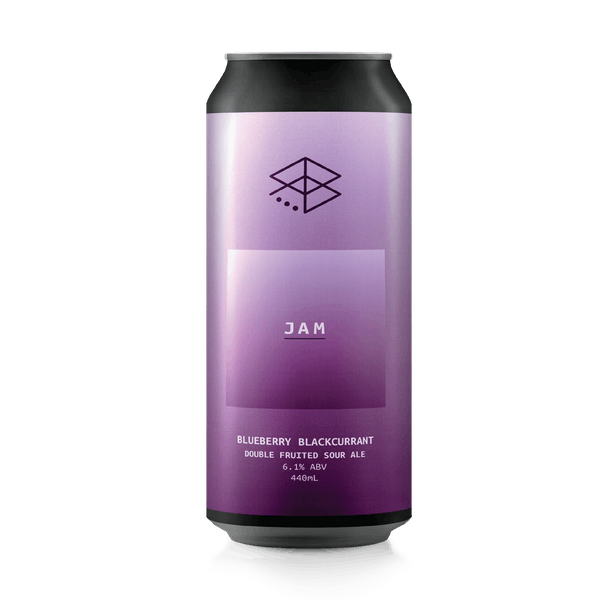 Image or graphic for JAM: Blueberry + Blackcurrant