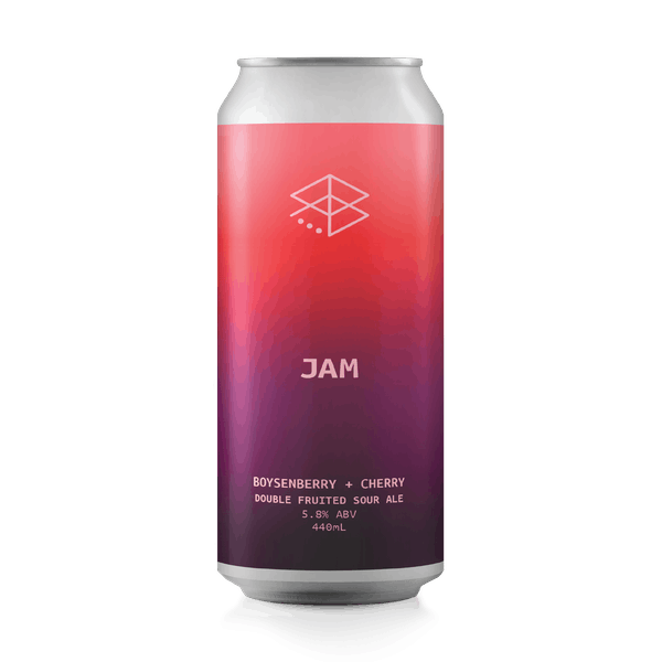Image or graphic for JAM: Boysenberry + Cherry Sour