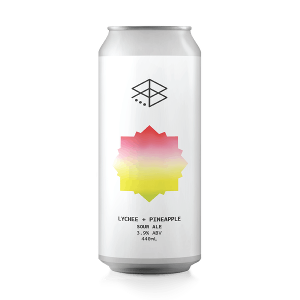 Image or graphic for Lychee + Pineapple Sour Ale