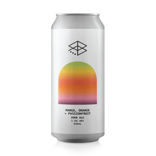 Image or graphic for Mango, Orange + Passionfruit Sour Ale