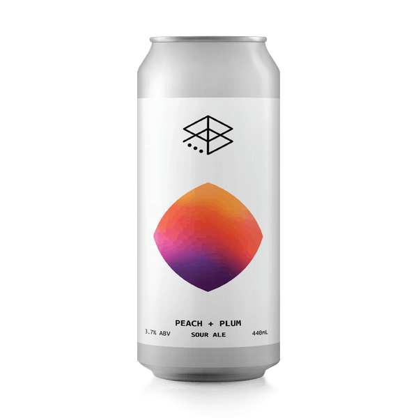 Image or graphic for Peach + Plum Sour Ale