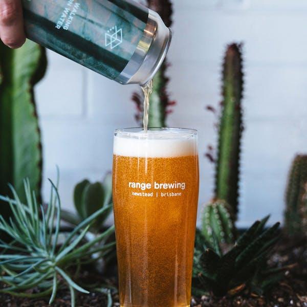 Beer Release: Pep Talk, Walking on Water