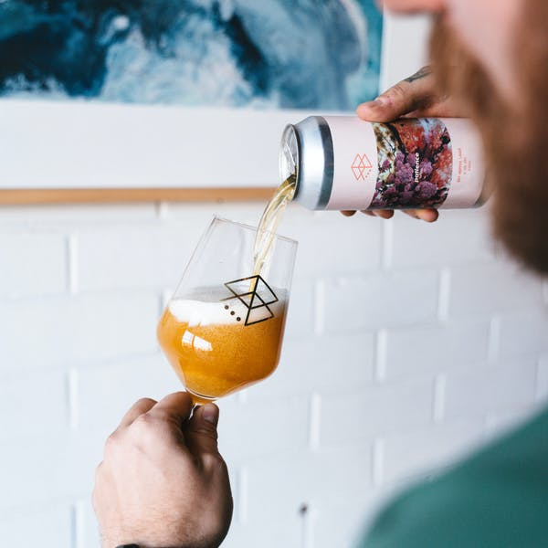 Beer Release: Patience, Flip Side