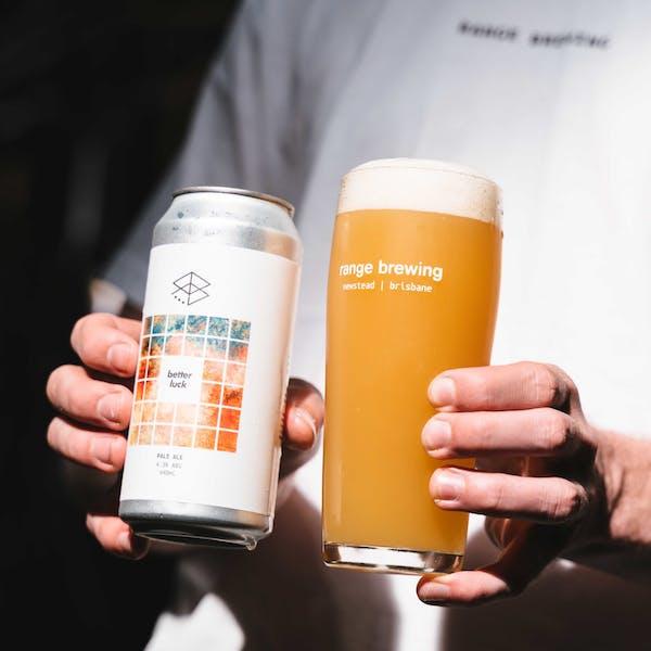Beer Release: Rapid, Better Luck