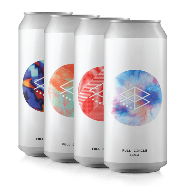 Full Circle: A Beer Brewed to Give