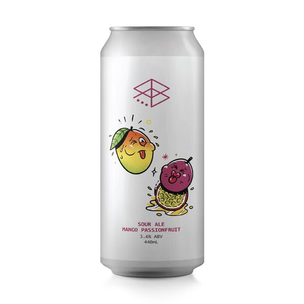 Image or graphic for Sour Ale Mango Passionfruit