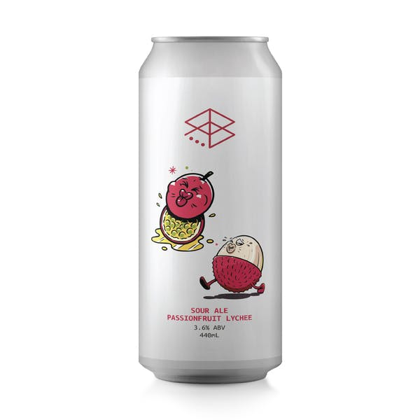 Image or graphic for Sour Ale Passionfruit Lychee