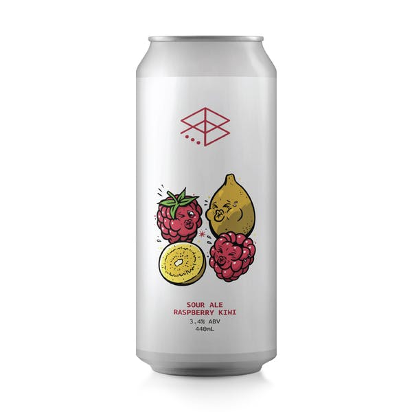 Image or graphic for Sour Ale Raspberry Kiwi