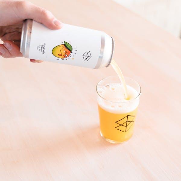 Sour Ale Mango 2