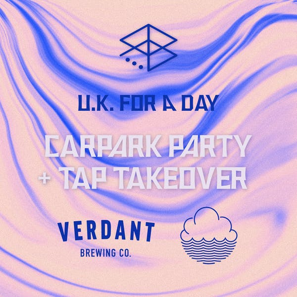 UK For a Day: Carpark Party + TTO