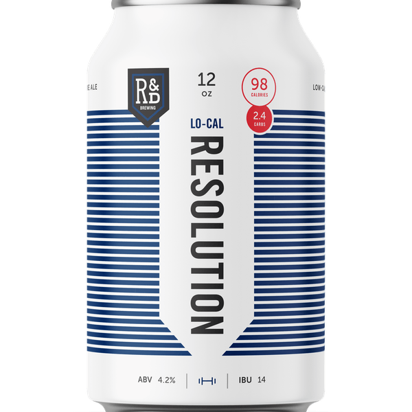 LoCal Resolution Ale