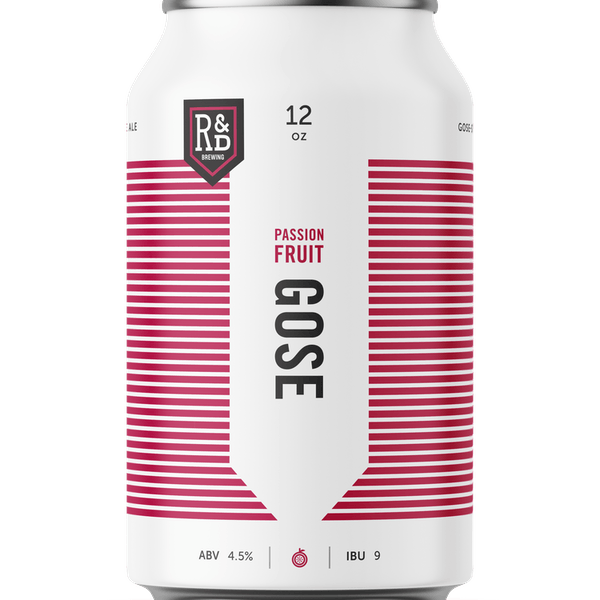 Image or graphic for Passionfruit Gose
