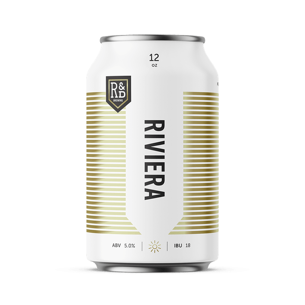 Image or graphic for Riviera Lager
