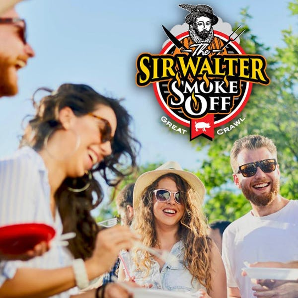 The 3rd Annual Sir Walter Smoke-Off