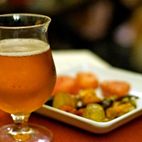 Midtown Grille Beer Dinner