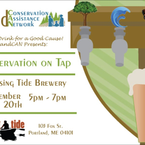 Conservation on Tap