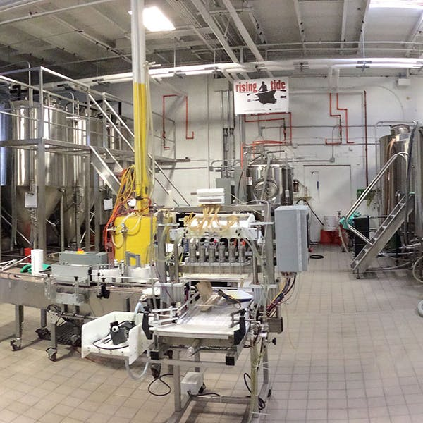 What Ales You: While building Tributary, brewer creates with others