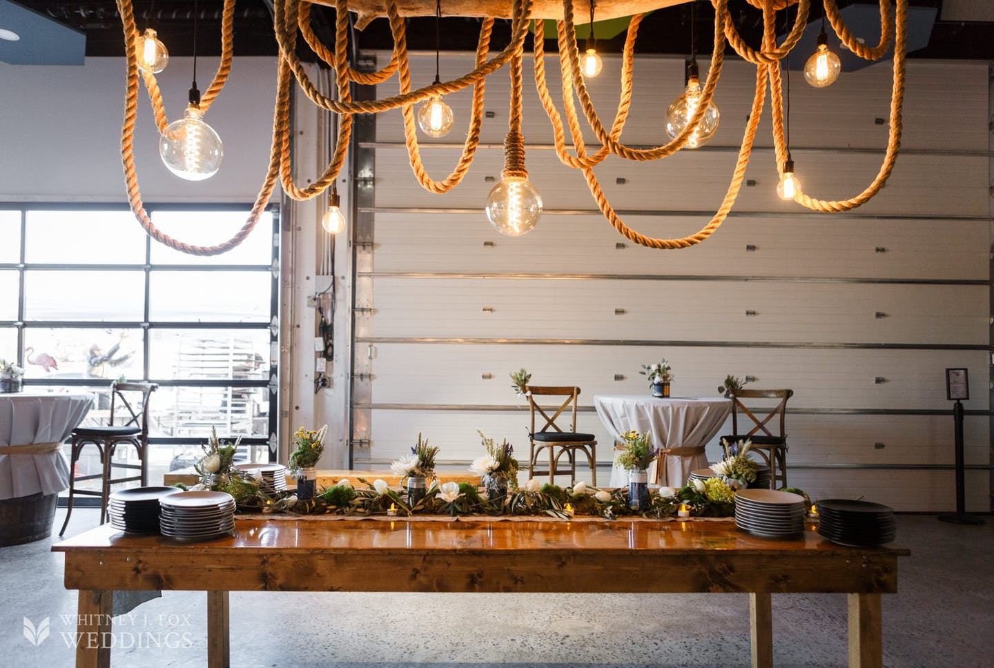 Brewing Up Weddings Event for Rising Tide's East Room Grand Opening on the evening of Thursday, January 18, 2018.  About 150 Maine wedding industry vendors enjoyed a casual winter night out on Portland's peninsula with colleagues new and old. Particip