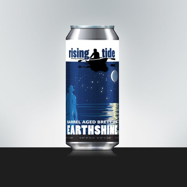 3D Can-Earthshine