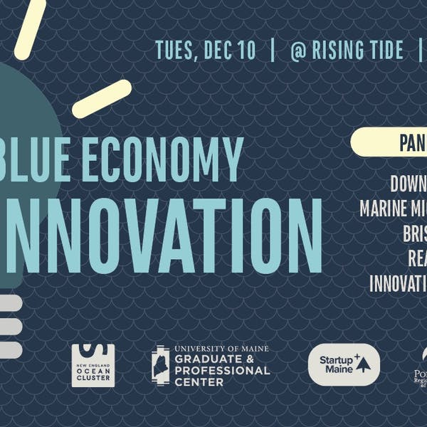 Innovation in the Blue Economy