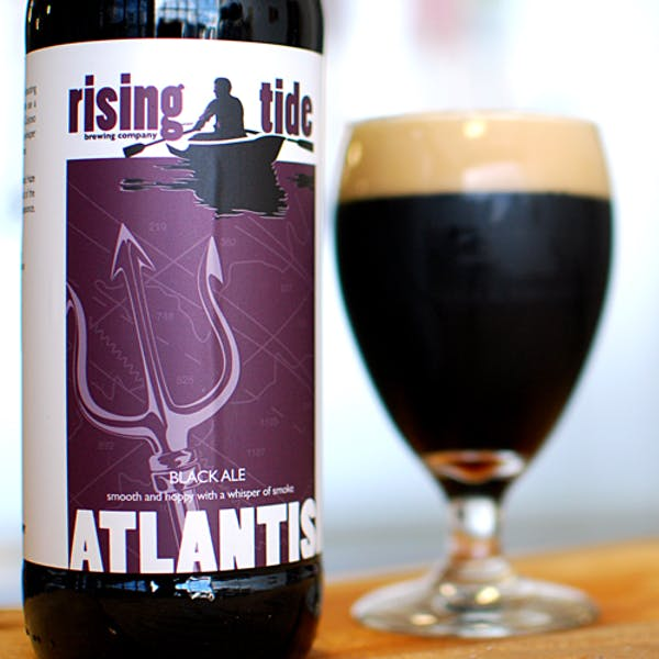 Rising Tide Brewing Company Releases Atlantis Black Ale