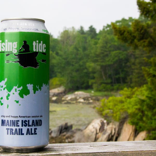 Maine Island Trail Ale Voted Best Beer In Maine