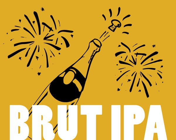 Image or graphic for Brut IPA