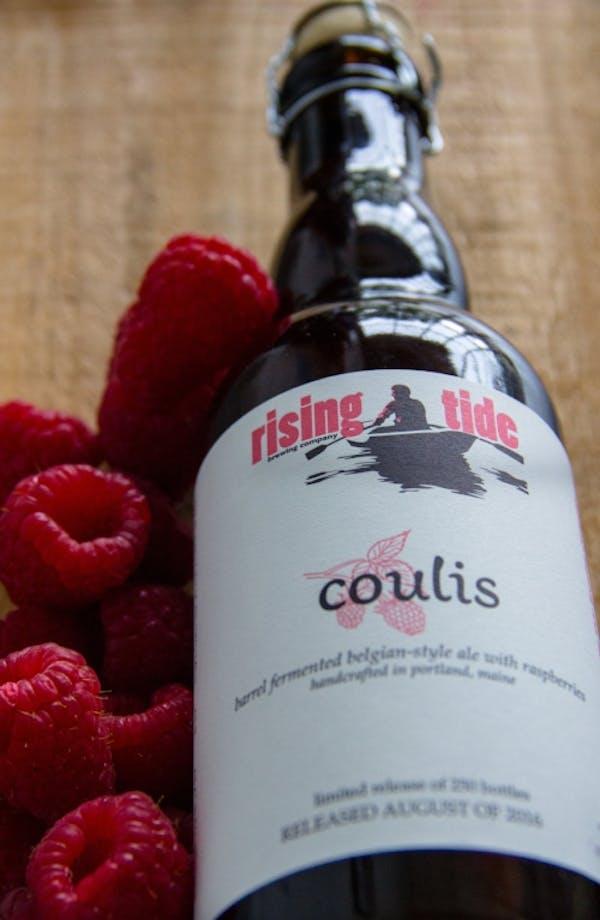 Coulis Beer Shot
