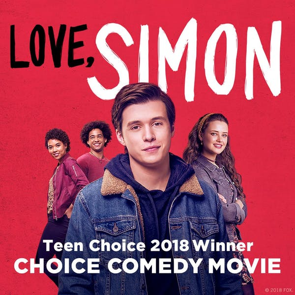 Pride Film Fest: Love, Simon